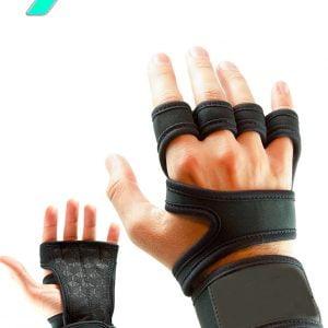 Găng tay tập gym hở ngón 47fitwear